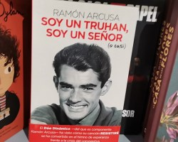 Las memorias del resistente Ramón Arcusa, la mitad del Dúo Dinámico