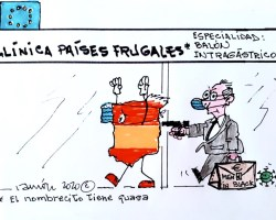 Clínica Países Frugales
