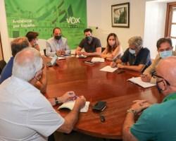 VOX se reúne con el sector taurino para avanzar en la búsqueda de soluciones a la crisis que sufre como consecuencia del Covid-19