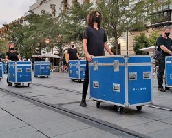 El mundo de la música en Sevilla moviliza su Alerta Roja