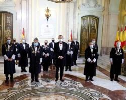 Las asociaciones de jueces hablan sobre la justicia en España
