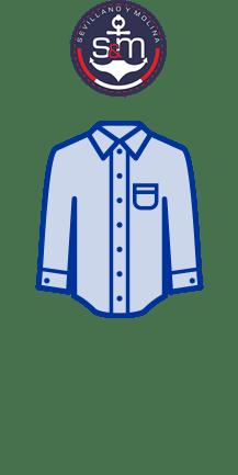 Sevillano y Molina - Guía de Tallas - Camisas