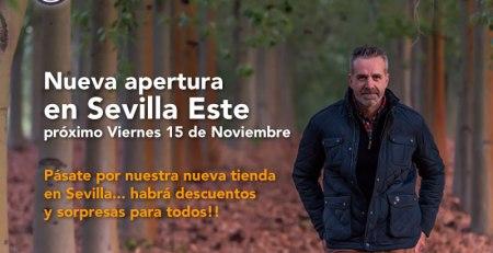 Sevillano y Molina - Inauguración Nueva Tienda en Sevilla