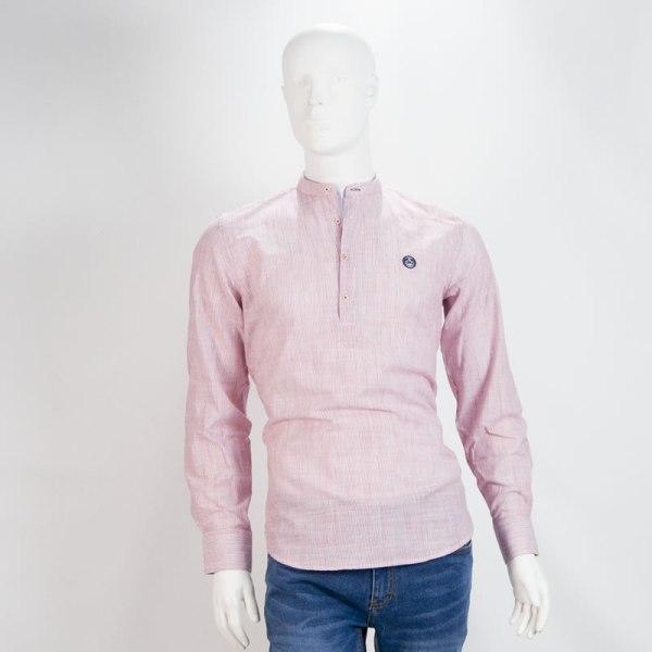Sevillano y Molina – Tienda online moda hombre – Camisa Palolem Rojo – Poleras Hombre
