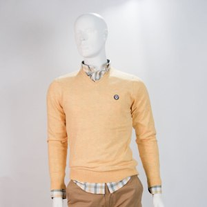 Sevillano y Molina - Tienda online moda hombre - Jerseys para hombre - Jersey Rangiroa Amarillo