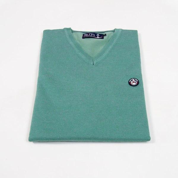 Sevillano y Molina – Tienda online moda hombre – Jerseys para hombre – Jersey Rangiroa Verde