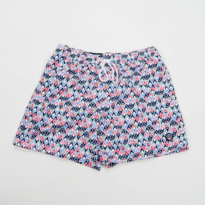 Sevillano y Molina - Bañador Sim Coral - Tienda online moda hombre