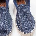 Sevillano y Molina – Tienda online moda hombre – Calzado de hombre – Espartos hombre – Copete espiga Combi Marino
