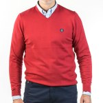 Sevillano y Molina – Jersey Genil Rojo