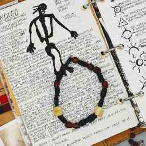 Dean Skull Bracelet