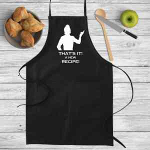 New Recipe Ignis Apron