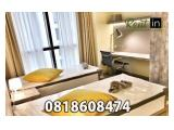 Sewa Apartemen 1 Park Avenue Gandaria - 2 / 2+1 / 3 BR (All Type Available) Fully Furnished