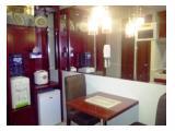 Disewakan Apartemen MT Haryono Square – 1 BR Full Furnished