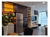 FOR RENT: Sahid Sudirman Residence 2BR (82 sqm) | New & Renovated