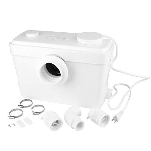 Macerator 600W Sanitary Pump 3 in 1 Toilet Waste