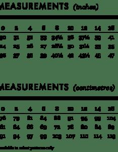 also sizing and size chart rh sewaholicpatterns