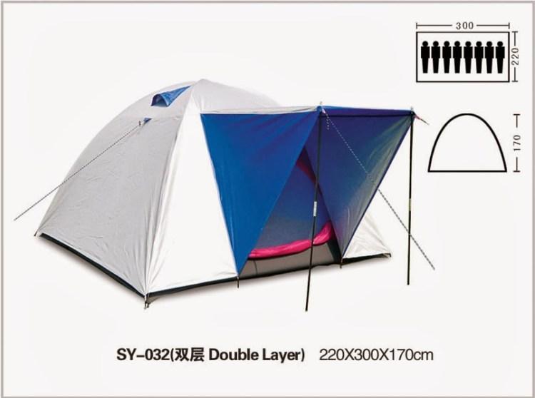 Sewa tenda dome di Lampung