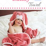 Free Hooded Towel Patterns!