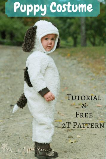 Puppy Costume Free Pattern