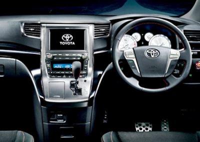 Sewa Mobil Alphard Bali 04