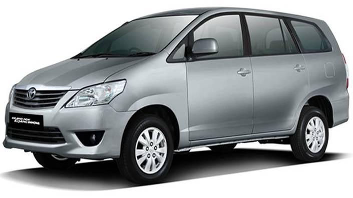 Sewa Mobil Kijang Innova di Bali 2015 New