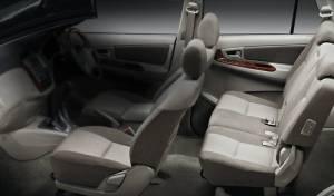 Sewa Mobil Bali Toyota Kijang Innova 1 Seat
