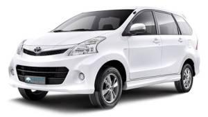 Sewa Mobil di Bali Dengan Sopir - Avanza 022016