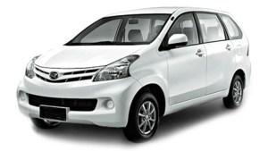 Sewa Mobil di Bali Dengan Sopir - Xenia 022016