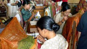 Desa Kintamani Bali - Pabrik Batik