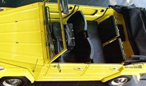 Sewa Mobil Di Bali VW Safari Seat