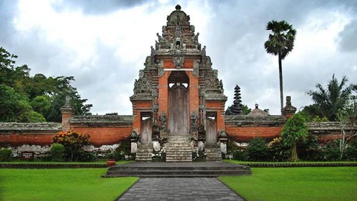 Pura Taman Ayun Mengwi Badung Bali