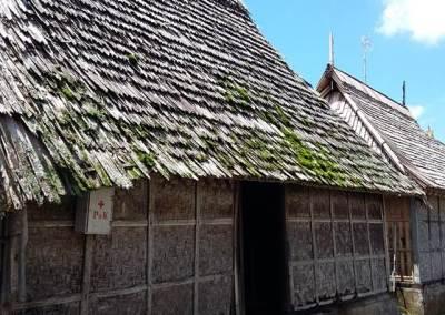 Penglipuran Adat Rumah Bambu