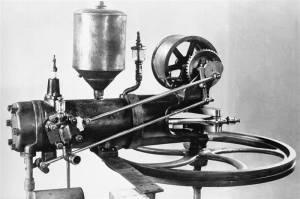 Sejarah Ditemukan Mobil Di Dunia Pertama Kali - Carl Friedrich Benz Mesin