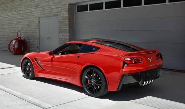 Chevy Corvette Stingray Mobil Terbaru 2015 Produksi Dari Chevrolet