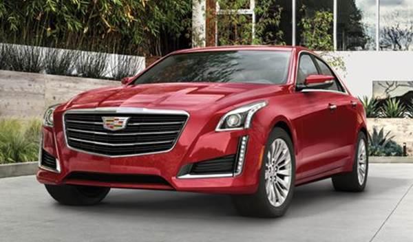 Mobil Sedan Cadillac CTS Terbaru Tahun 2015