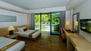 Hotel Le Grande Pecatu Bali Deluxe Room 02