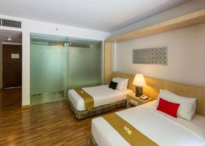 Hotel Le Grande Pecatu Bali Deluxe Room 04