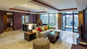 Hotel Le Grande Pecatu Bali Two Bed Room 01