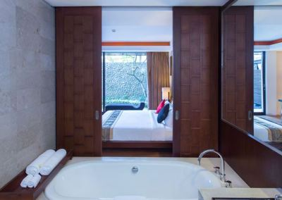 Hotel Le Grande Pecatu Bali Two Bed Room 04