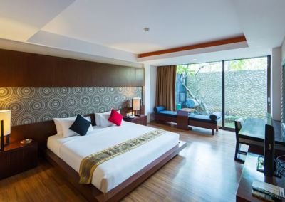 Hotel Le Grande Pecatu Bali Two Bed Room 06