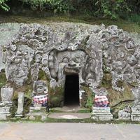 Pura Goa Gajah Badahulu, Gianyar, Bali