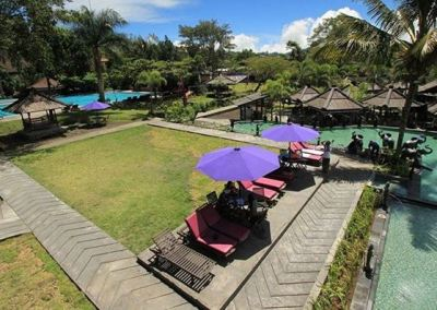 Wisata Air Panas Alami di Toya Bungkah, Batur, Kintamani TD1