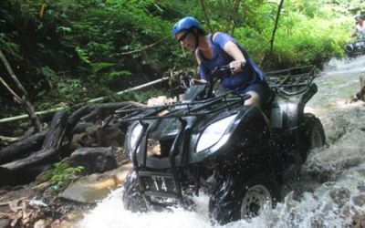 Paket Barmain ATV di Bali Taro Adventure