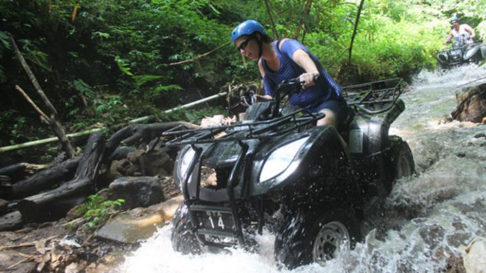 Paket Barmain ATV di Bali Taro Adventure Feature Image