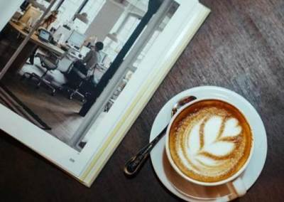 Hotel Rivavi Kuta Beach Bali - Coffee and Book