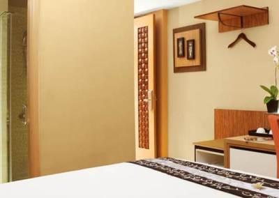 Hotel Rivavi Kuta Beach Bali - Double Bedroom 02