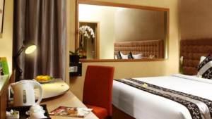 Hotel Rivavi Kuta Beach Bali - Double Bedroom