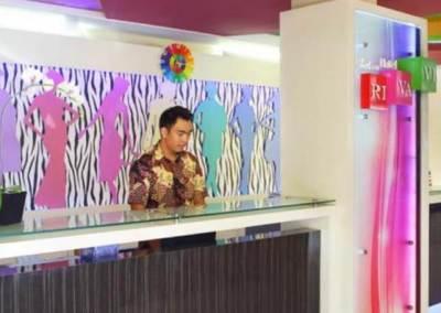Hotel Rivavi Kuta Beach Bali - Front Office - FO