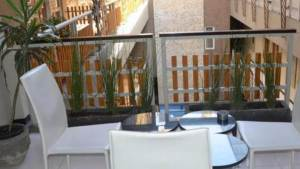 Hotel Rivavi Kuta Beach Bali - Relaxing Chair