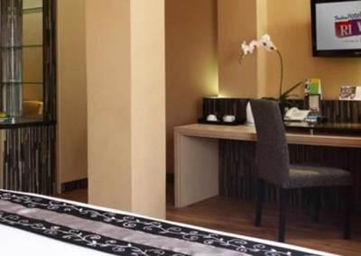Hotel Rivavi Kuta Beach Bali - TV